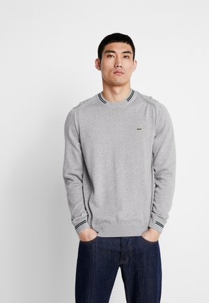 AH8573 - Pullover - silver chine/sinople flour
