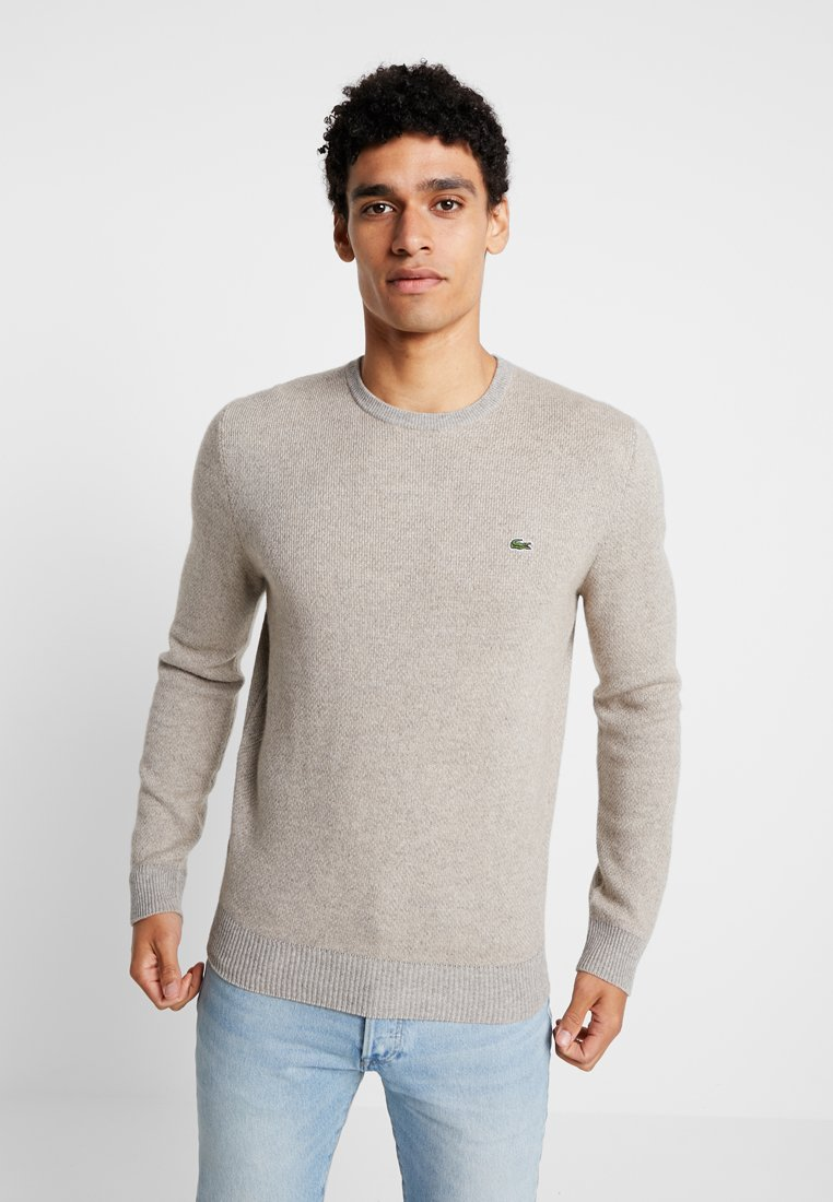Lacoste - Jumper - viennese/silver chine