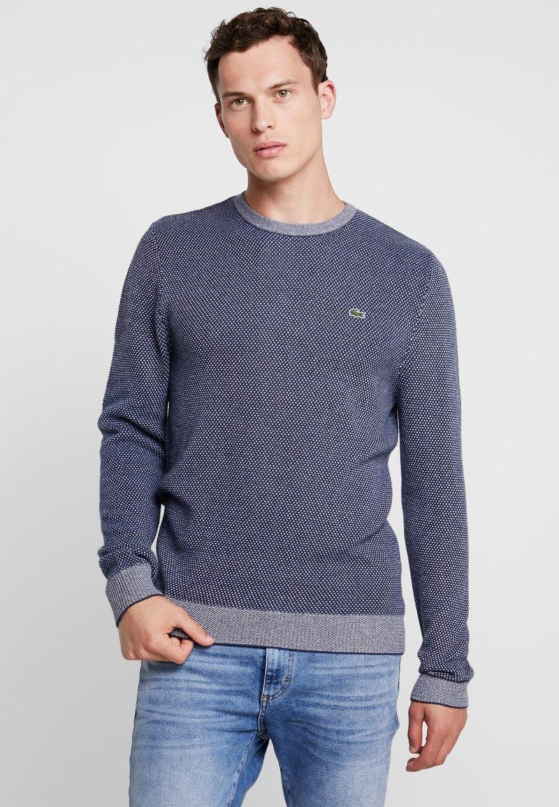 Lacoste - Jersey de punto - dark indigo blue
