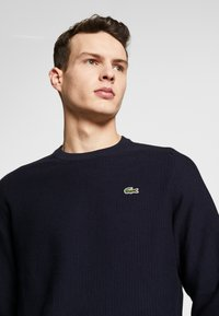 Lacoste - AH4685 - Jumper - marine sombre - 4