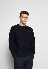Lacoste - AH4685 - Jumper - marine sombre - 0