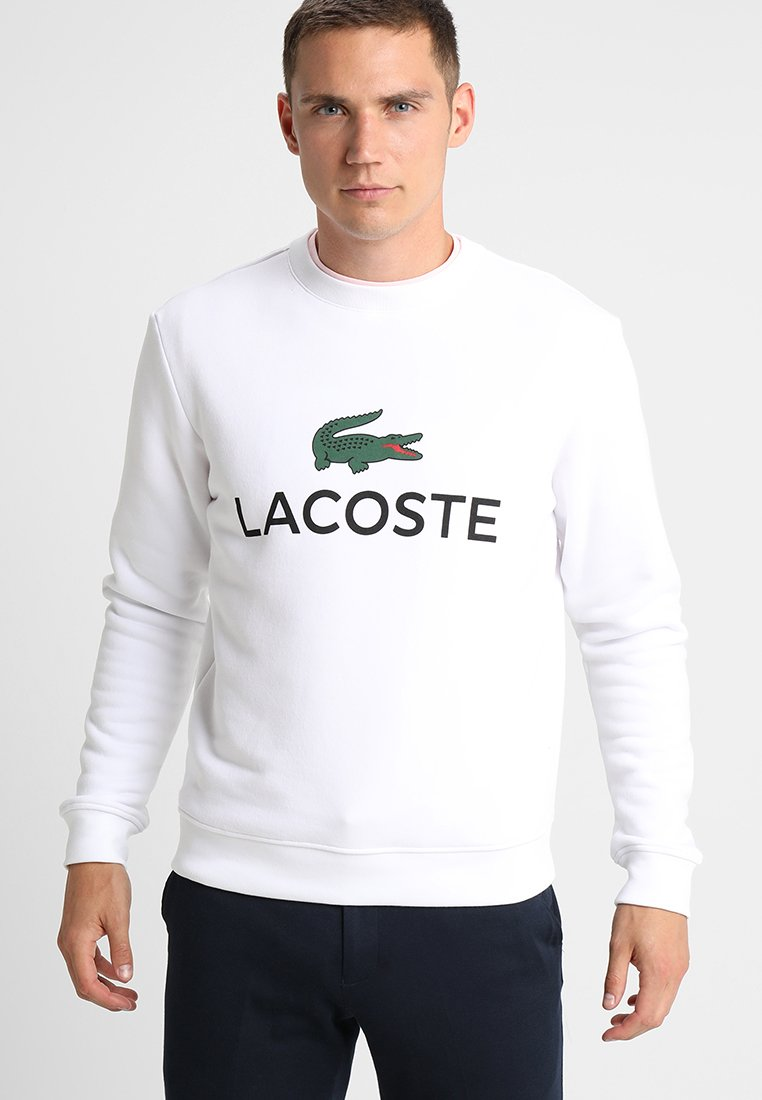 Lacoste - Sweatshirt - blanc