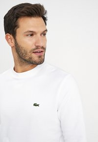 Lacoste - Sweater - white - 3