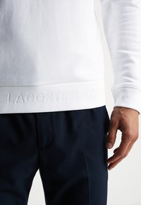 Lacoste - Sweater - white - 5