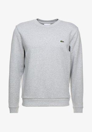 Sweatshirt - argent chine