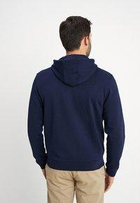 Lacoste - Zip-up hoodie - marine - 2