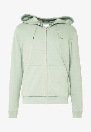 Zip-up hoodie - thym