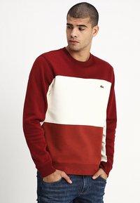 Lacoste - Sweatshirt - iberis/geode-pinot - 0