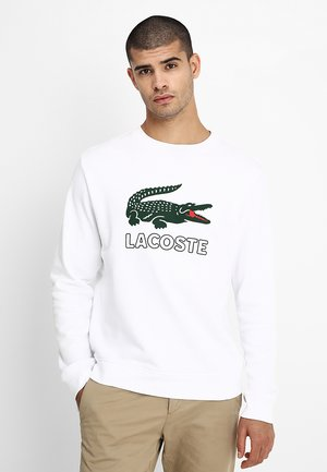 Sweatshirt - blanc