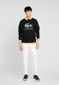 Lacoste - Sweatshirt - noir - 1