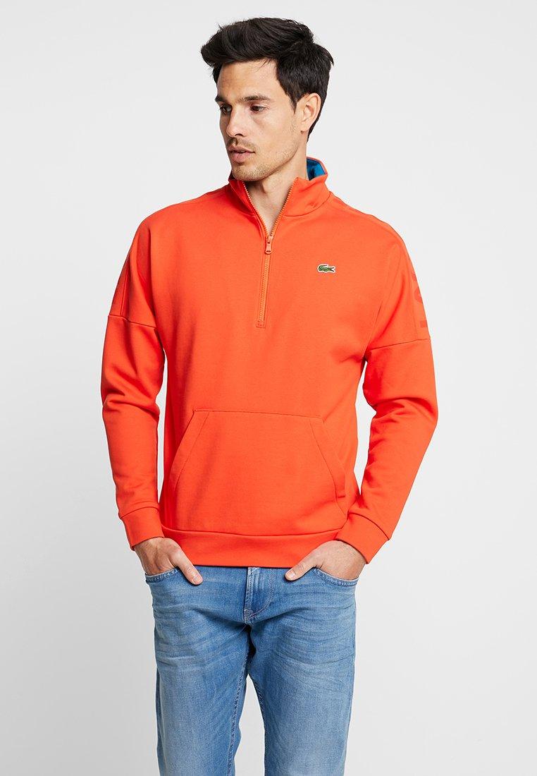 Lacoste - Sweatshirt - geranium/enluminure