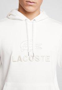 Lacoste - Hoodie - farine - 5