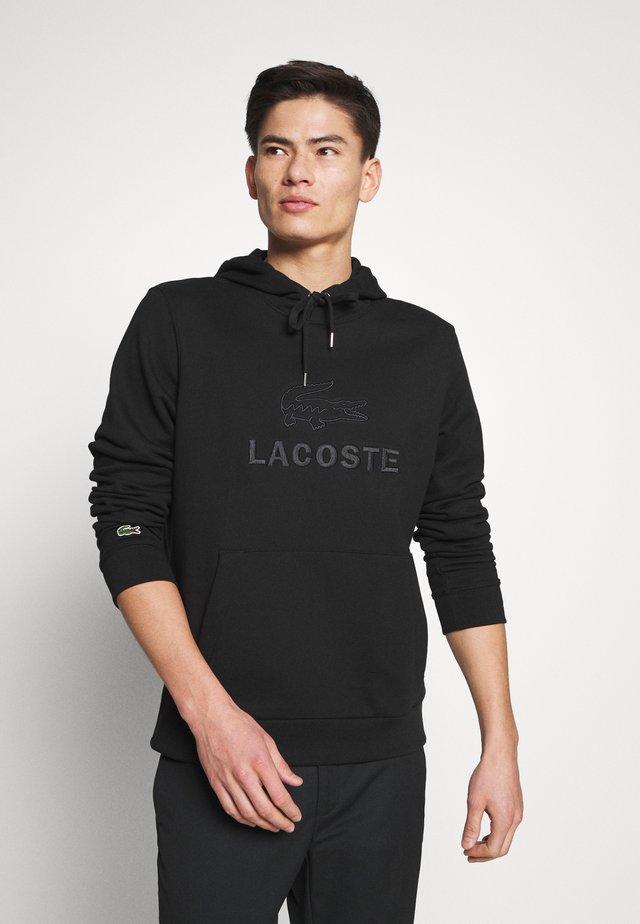 Jersey con capucha - noir