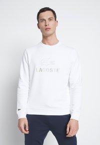 Lacoste - SH8546 - Sweatshirt - farine - 0