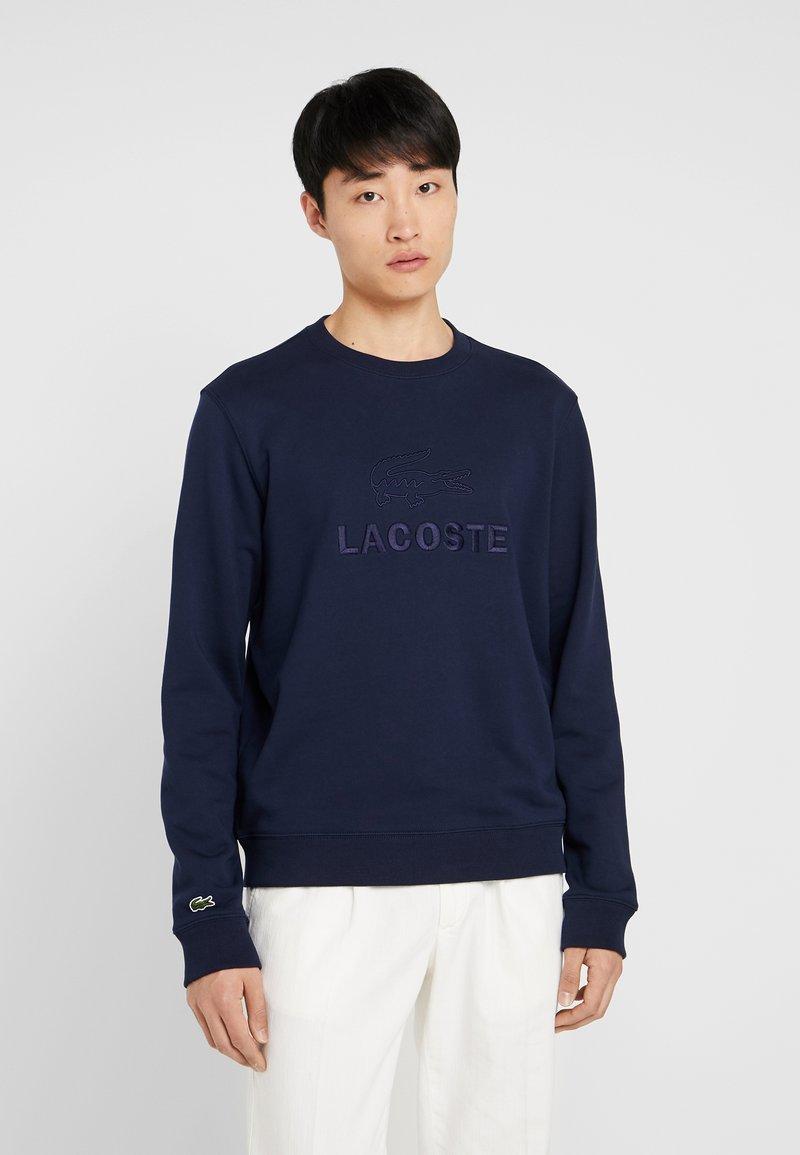 Lacoste - SH8546 - Sudadera - navy blue