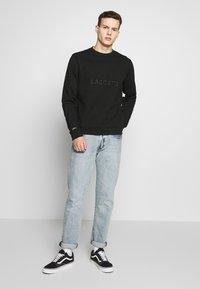 Lacoste - SH8546 - Sweatshirt - noir - 1