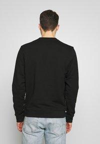 Lacoste - SH8546 - Sweatshirt - noir - 2