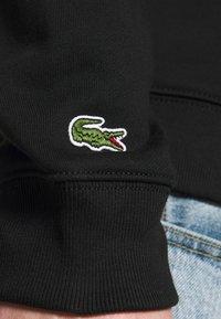 Lacoste - SH8546 - Sweatshirt - noir - 5