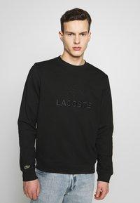 Lacoste - SH8546 - Sweatshirt - noir - 0
