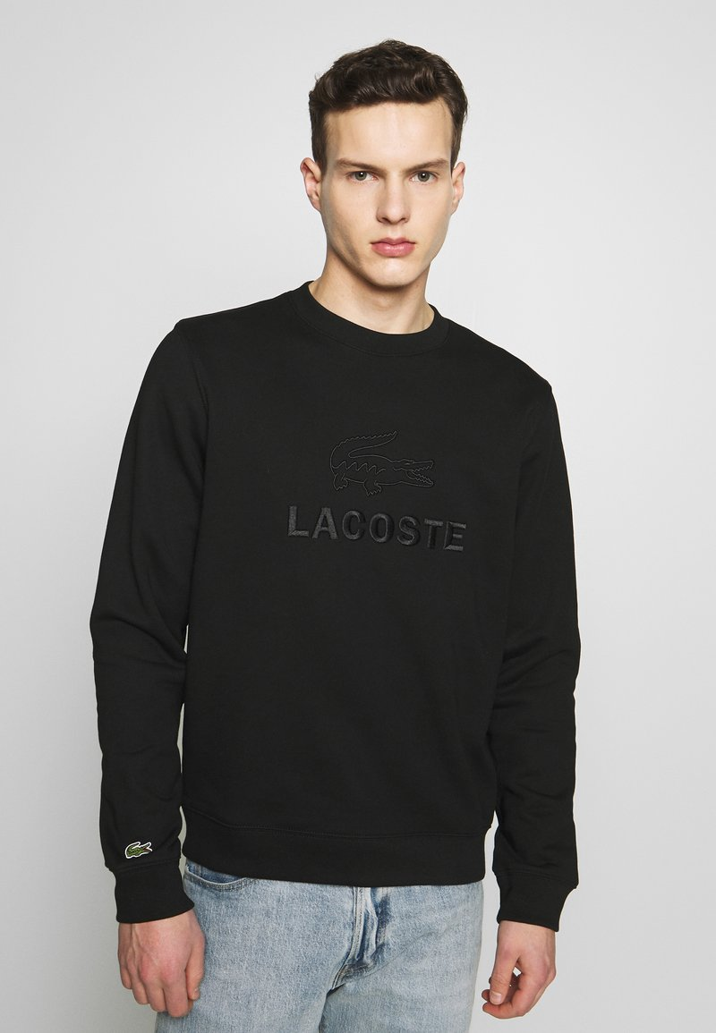 Lacoste - SH8546 - Sweatshirt - noir