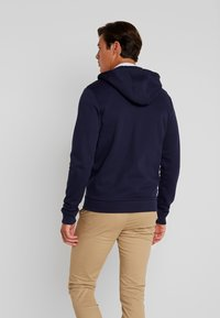 Lacoste - veste en sweat zippée - navy blue - 2