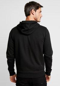 Lacoste - Mikina na zip - black - 2