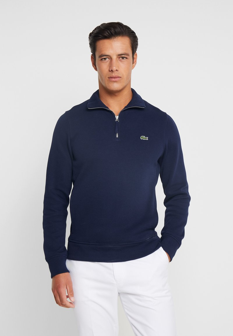Lacoste - Svetr - navy blue