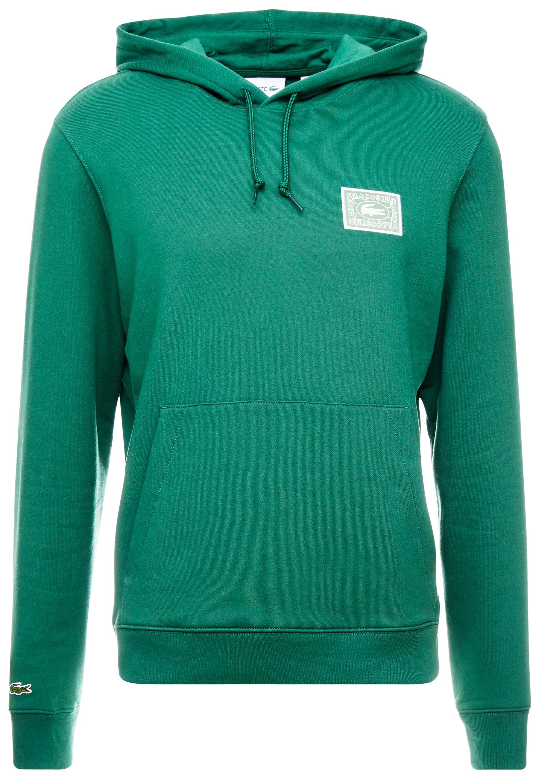 Lacoste Sh5167 - Luvtröja Dark Green