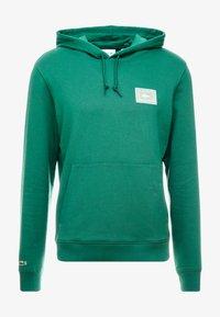 Lacoste - SH5167 - Hoodie - dark green - 3