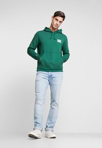 Lacoste - SH5167 - Hoodie - dark green - 1