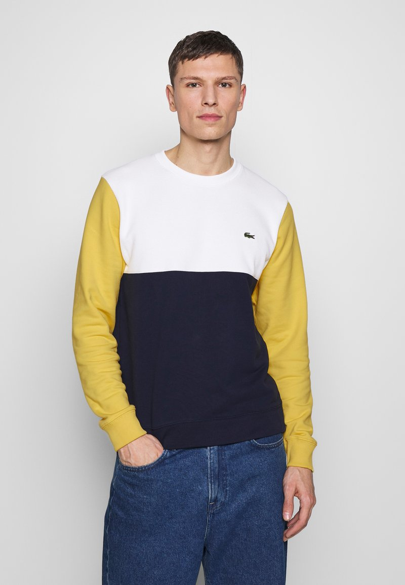 Lacoste - Sweater - marine/farine/daba