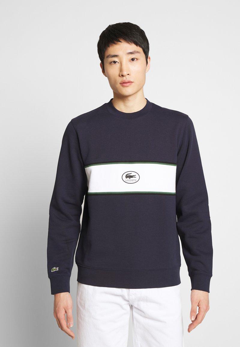 Lacoste - Sweatshirt - navy blue