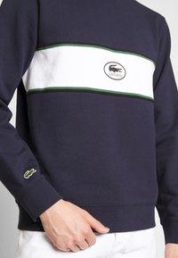 Lacoste - Sweatshirt - navy blue - 5