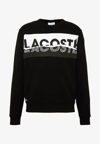 Lacoste - Sweatshirt - black - 4