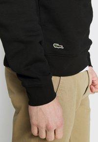 Lacoste - Sweatshirt - black - 5