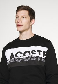 Lacoste - Sweatshirt - black - 3