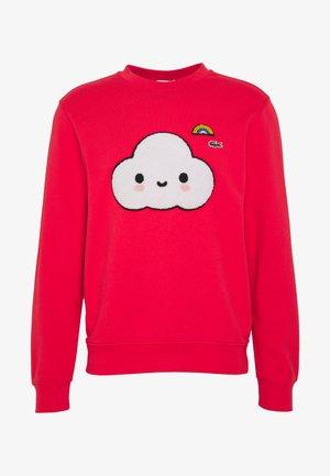 Unisex Lacoste x FriendsWithYou Print Sweatshirt - Sweatshirt - energie