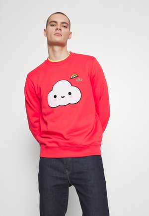 Unisex Lacoste x FriendsWithYou Print Sweatshirt - Sweatshirts - energie