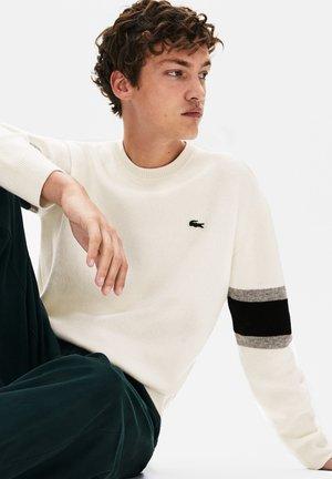 AH8544 - Sweatshirt - white/grey