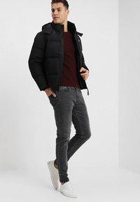 Lacoste - Gewatteerde jas - black - 1
