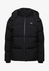 Lacoste - Gewatteerde jas - black - 5