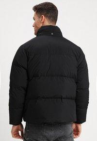 Lacoste - Gewatteerde jas - black - 3