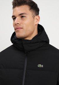 Lacoste - Gewatteerde jas - black - 4