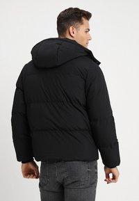 Lacoste - Gewatteerde jas - black - 2