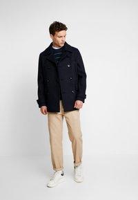 Lacoste - Short coat - marine sombre - 1