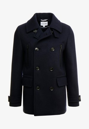 Short coat - marine sombre