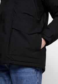 Lacoste - Down coat - black/graphite - 7