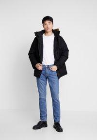 Lacoste - Down coat - black/graphite - 1