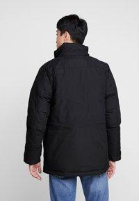 Lacoste - Down coat - black/graphite - 4