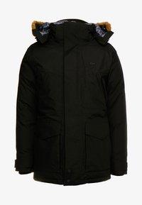 Lacoste - Down coat - black/graphite - 6